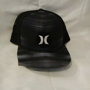 Hurley Snapback mesh hat